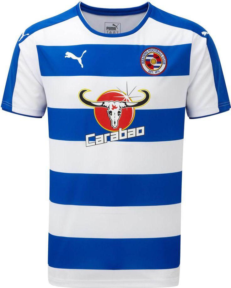 Reading FC (England) - 2015/2016 Puma Home Shirt