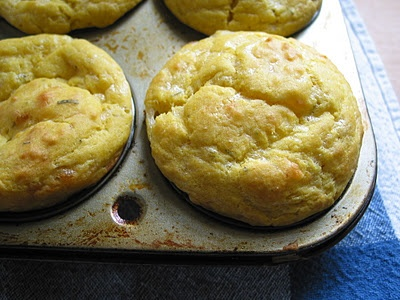 Cheddar and Rosemary Muffins | Food & Recipes | Pinterest