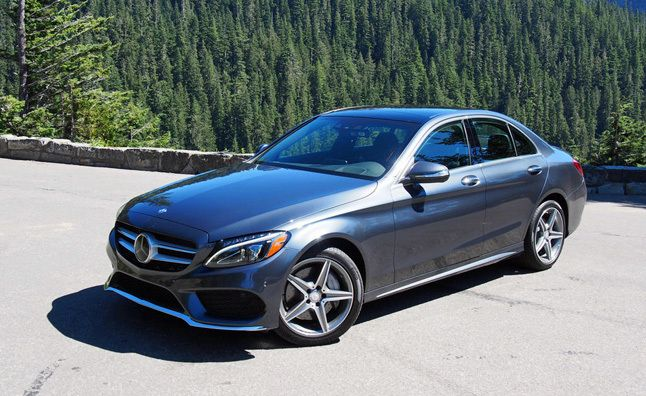 2015 Mercedes-Benz C-Class Review. For more, click http://www.autoguide.com/manufacturer/mercedes-benz/2015-mercedes-benz-c-class-review-4053.html