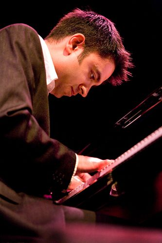 Vijay Iyer by Hans Speekenbrink