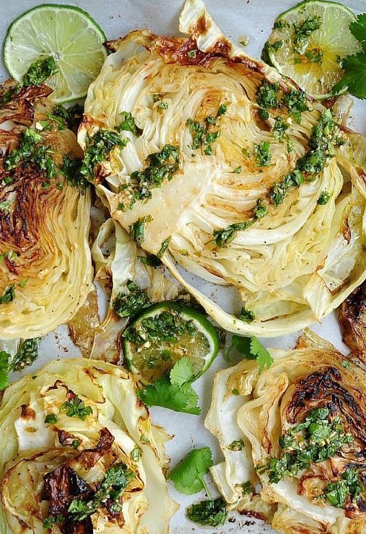Grilled Cabbage Steaks                                                                                                                                                     More