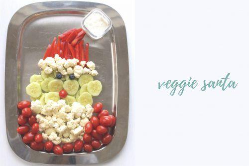 Veggie Santa - We Love GlassWe Love Glass
