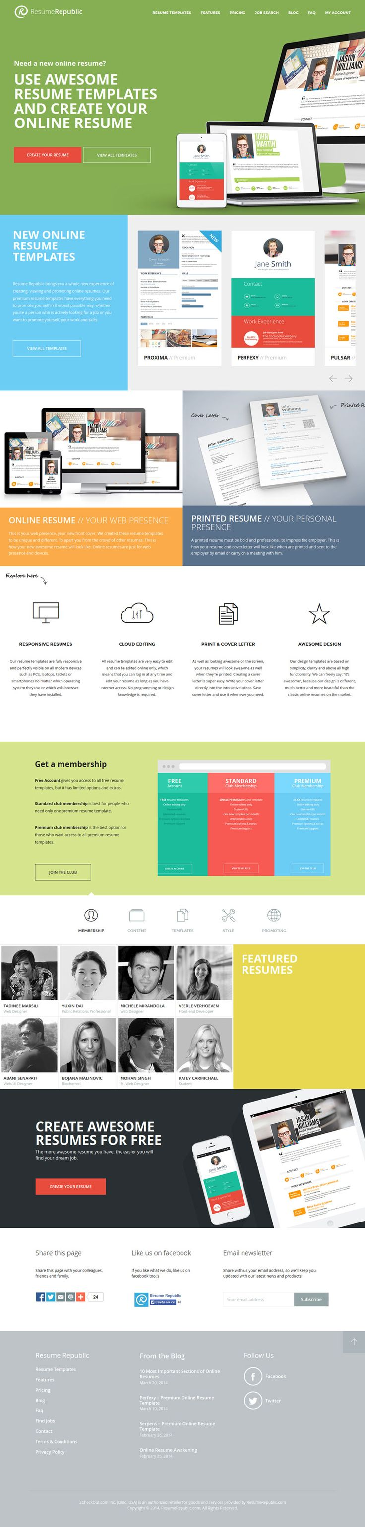 resume Flat Design Resume 9 best images about cv flat design on pinterest layout template find this pin and more design