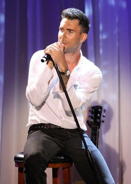 hottest Adam picture ever