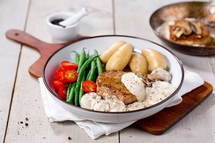 Indrefilet av svin er magert og godt kjøtt som passer like godt til selskapsmat som til hverdagsmiddager.