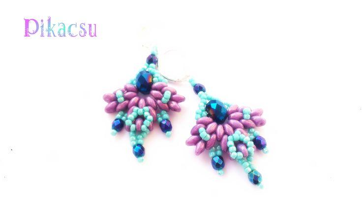 #superduo #earrings