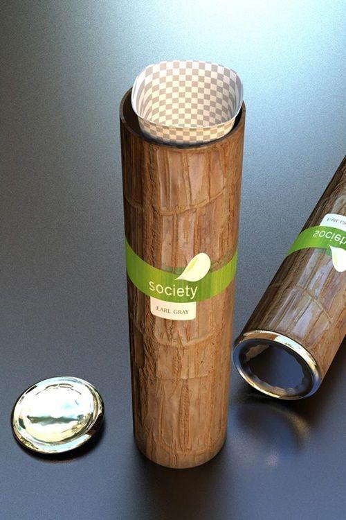 3D Tea Package Design | jebiga | #packaging #design #tea #3d #jebiga