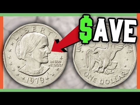 RARE SUSAN B ANTHONY DOLLAR COINS WORTH MONEY - VALUABLE US COIN VARIETIES!! - YouTube