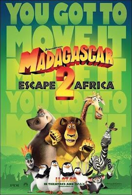 Madagascar 2 - online 2008
