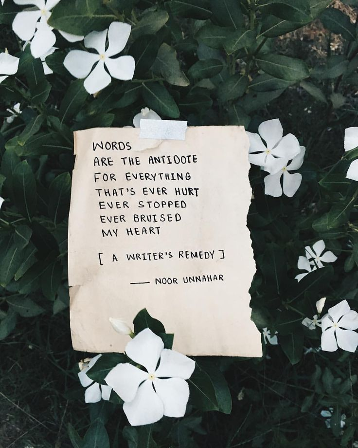 A Writer's Remedy // Poetry At Unexpected Places Pt. 36 By