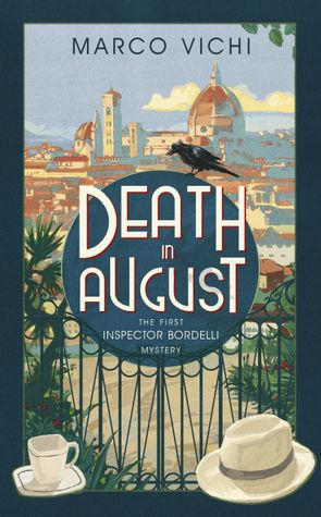 Death in August - first time reading not too bad.