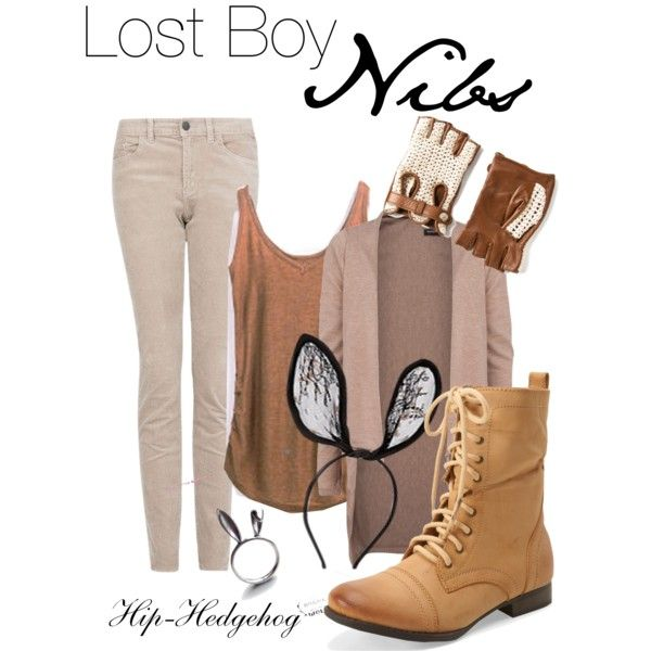 Lost Boy - Nibs outfit