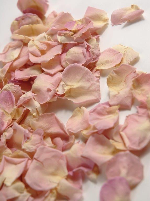 Petite Pink Rougir Freeze-Dried Rose Petals 5 Cups - $12.99 or 3/$30