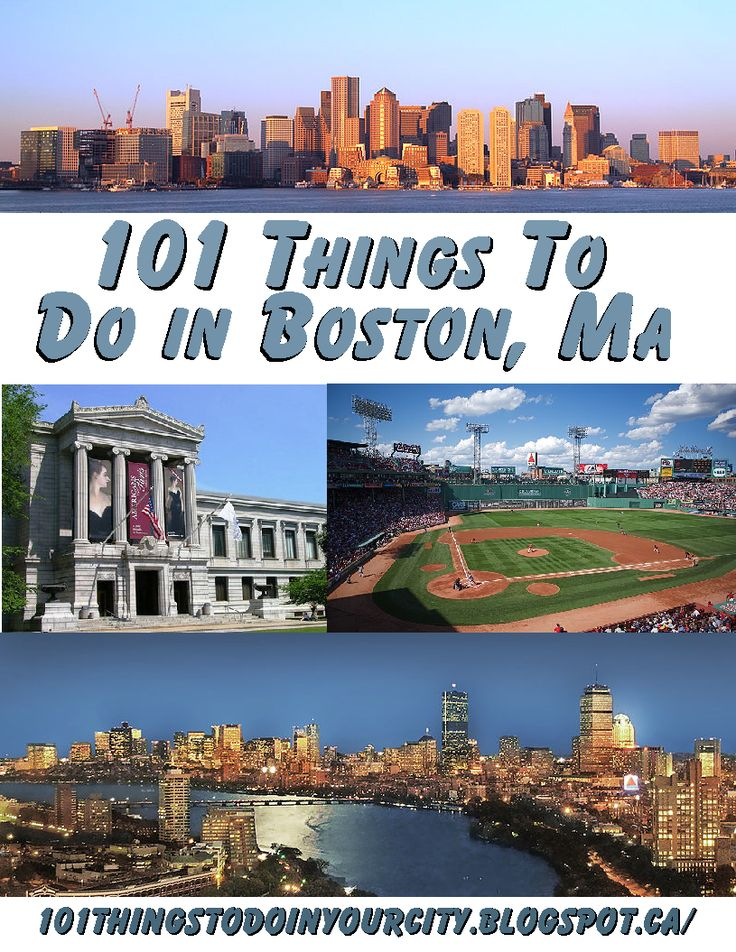 101 Things to Do...: 101 Things to do in Boston