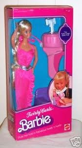 Twirley Curl Barbie