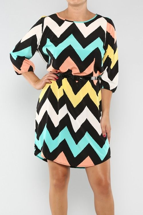 Pastel Chevron Belted Dress 1x, 2x, 3x. $49.00. Blondellamy'Dean is a boutique just for Curvy Girls. Sizes 10-36. Use coupon code: pin10 for 10% off your first purchase. Create an account to receive inventory emails and special offers!