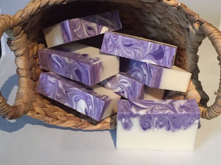 Lavender essential oil CP Soap, soo good for your skin