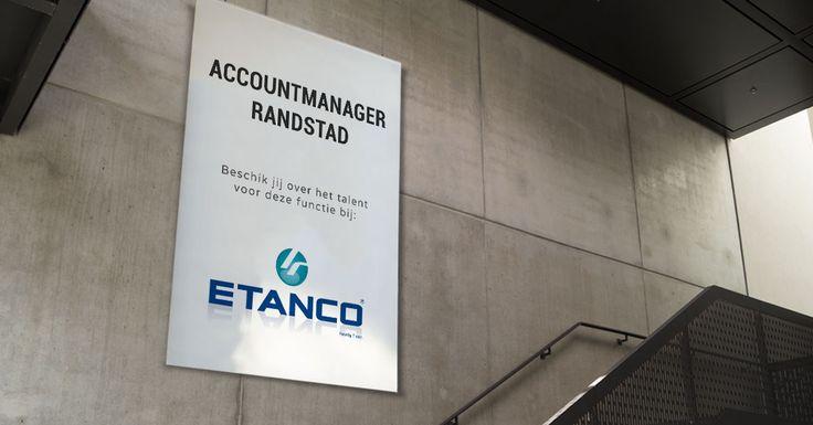 Ga jij als Accountmanager het klantenbestand van Etanco Benelux in de Randstad vergroten? Bekijk hier de vacature en solliciteer: https://www.wetalent.nl/recruit/vacatures/etanco-benelux/accountmanager-randstad/267/  #accountmanager #randstad #bouw #etanco