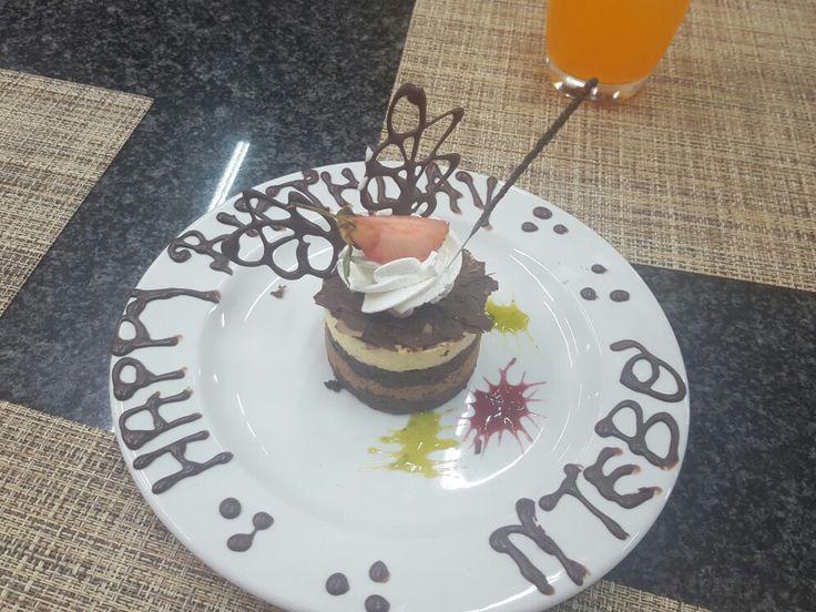 Koko Ntebo's birthday..Granny