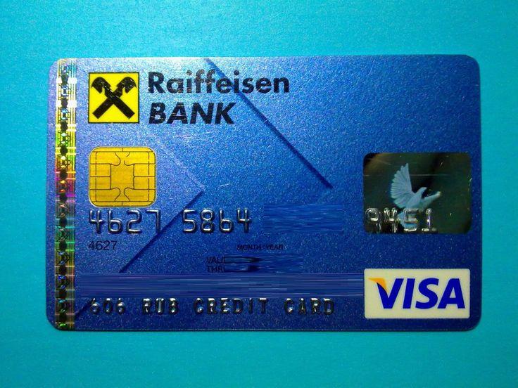 bank cards card raiffeisenbank rusia