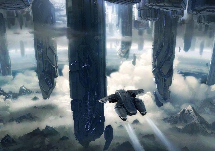 Halo 4 Requiem by ~lacedemonio on deviantART