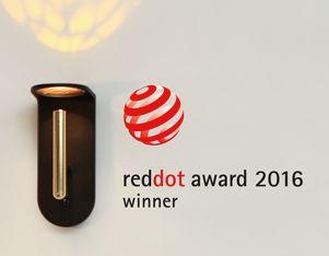 2nights by Davide Oppizzi wins Red Dot Design Award 2016 #reddot #design #lighting