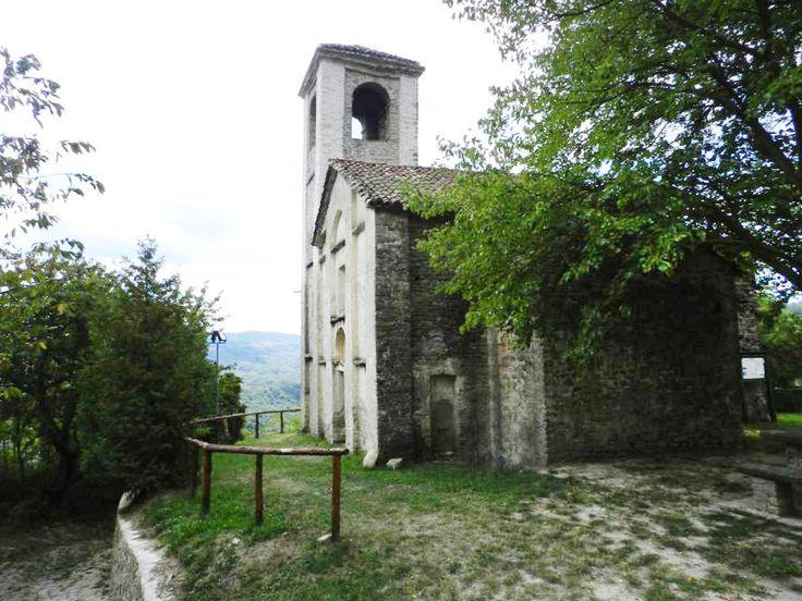 #Arguello (Cn) - Chiesa di S. Frontiniano