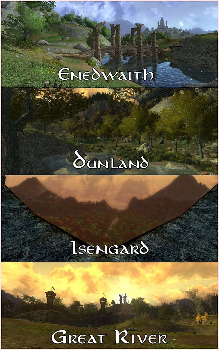 levellling path elf 65-75 lord of the rings online