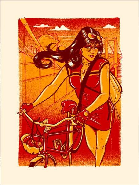 Adam Turman Print to benefit LivestrongFashion Cycling, Artists, Bikes Stuff, Cycling Art, Adam Turman, Art Prints, Art 2, Turman Prints, Bikes Art