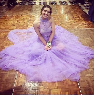Charming Prom Dress,Halter Prom Dress,Backless Prom Dress,,A-Line Prom Dress