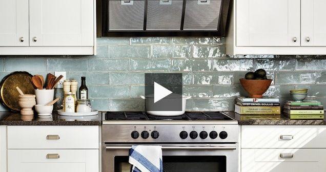 Ikea Kitchen Backsplash Makeover Home Kitchen Tile 2 0