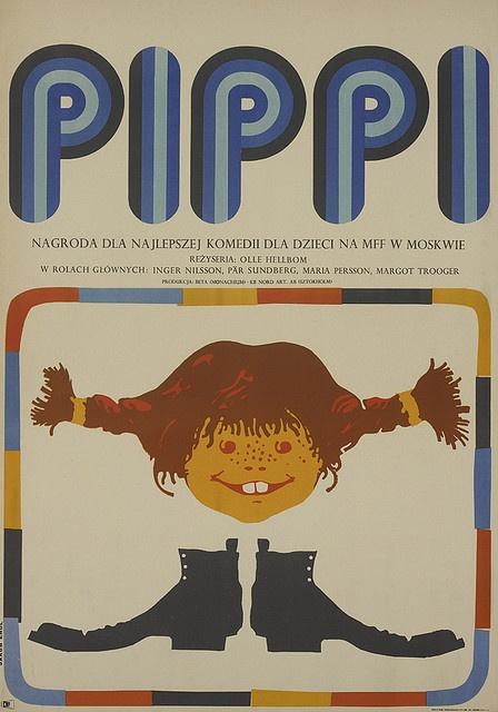 Pippi!!!! Cambiamos a las princesas por esta niña que lo sabe pasar bien!!!!