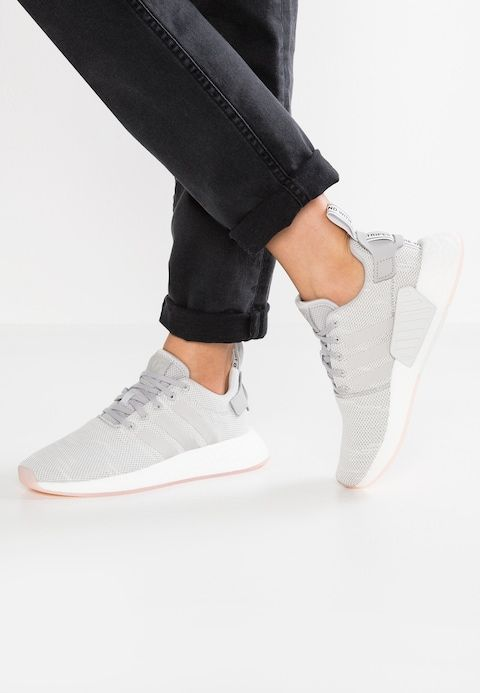 the best attitude 92a13 8b8e7 Köp adidas Originals NMD R2 - Sneakers - grey two crystal white för 1 395,