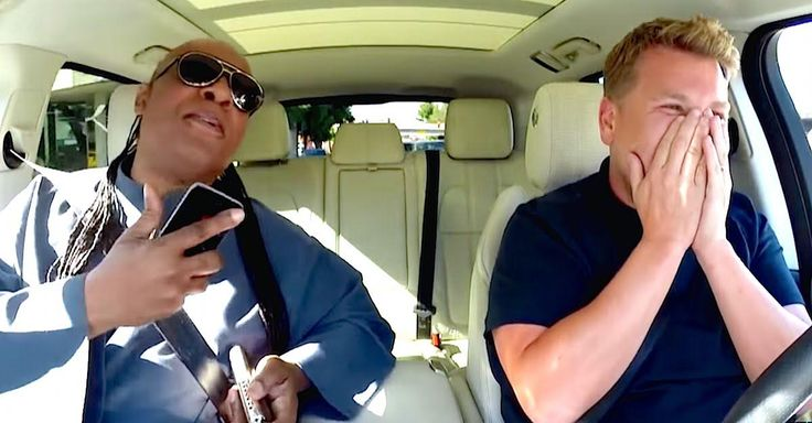 What incredible music and comedy duo!! This video was funny, entertaining, with great music from the great Stevie Wonder! This will put a smile on your face :-)