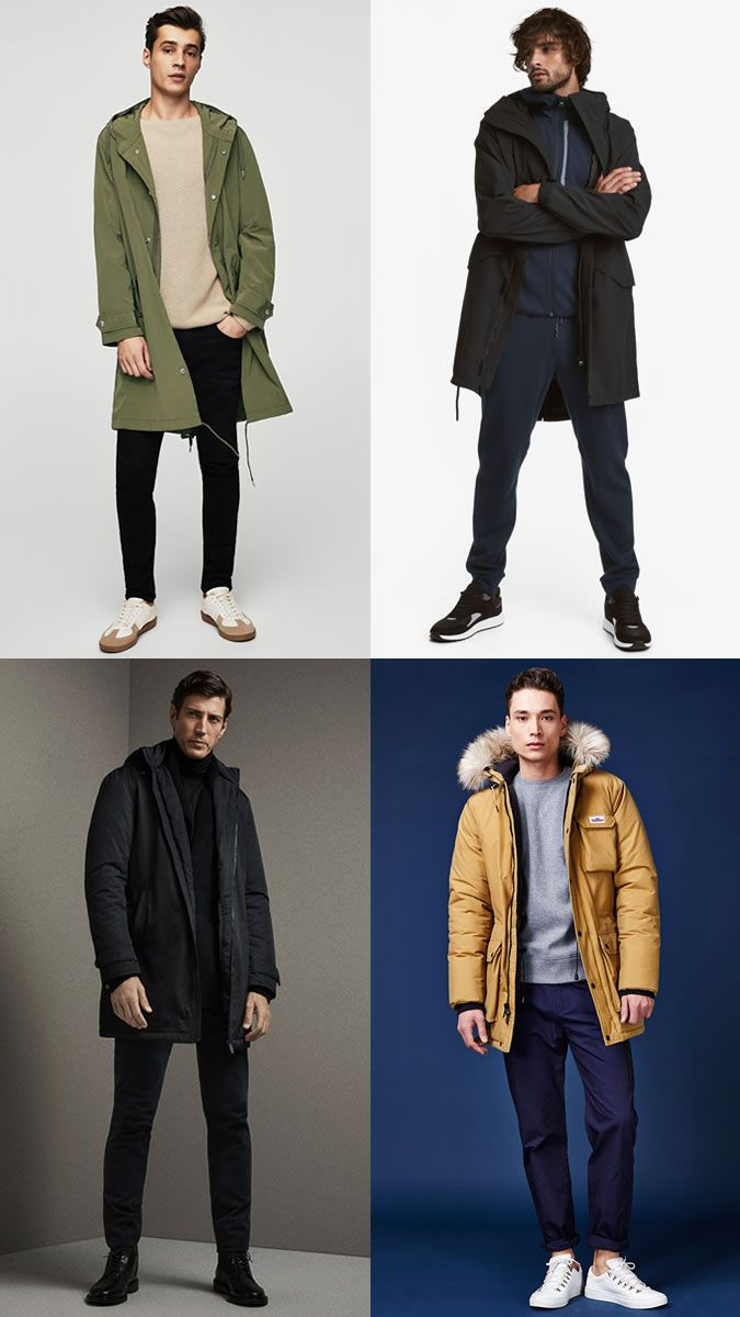 8 Coats Every Man Needs To Survive Winter In Style Clothing Outerwear Sleeve Jacket Fash Best Mens Winter Coats Winter Outfits Men Men S Coats And Jackets