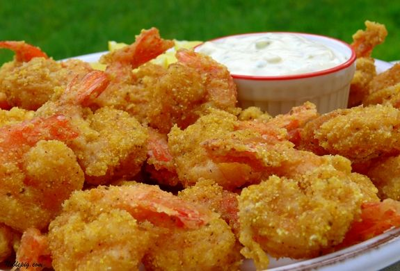 Who doesn't love crispy fried shrimp? It's such a quick and easy meal to throw together. I always keep a …