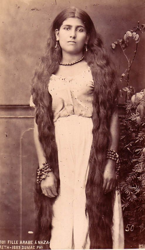 an arab girl of nazareth 1889 by tancr de dumas photos pinterest florence middle and. Black Bedroom Furniture Sets. Home Design Ideas