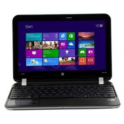 HP Pavilion dm1-4310nr C2K41UA 11.6 LED Notebook AMD E2-1800 1.7GHz 4GB DDR3 500GB HDD AMD Radeon HD 7340 Windows 8 by HP. $546.96. Description:Super mobile. Surprisingly powerful. So cool.The power of a notebook in the size of a netbook. Thats the beauty ofthe HP Pavilion dm1-4310nr laptop computer. Watch full-screen movies on the 11.6-inchdiagonal display, even in HD. Experience incredibly smooth videoplayback and amazing Beats Audio. Access the internet from...
