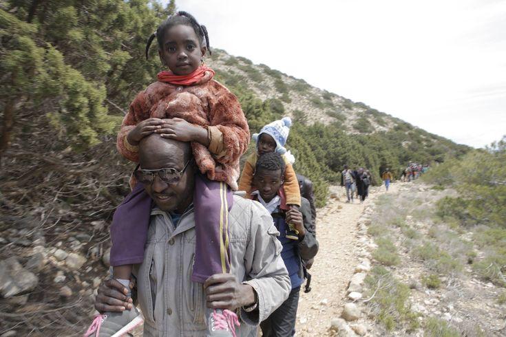Ναυαγοί στη Γαύδο: Ένα τόσο τραγικό γεγονός με ένα αίσιο τέλος | TVXS - TV Χωρίς Σύνορα