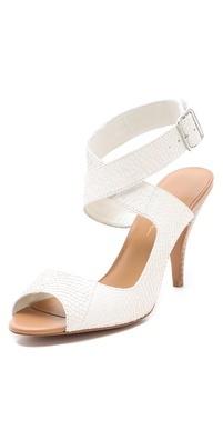 Dahlia Cutout Sandals