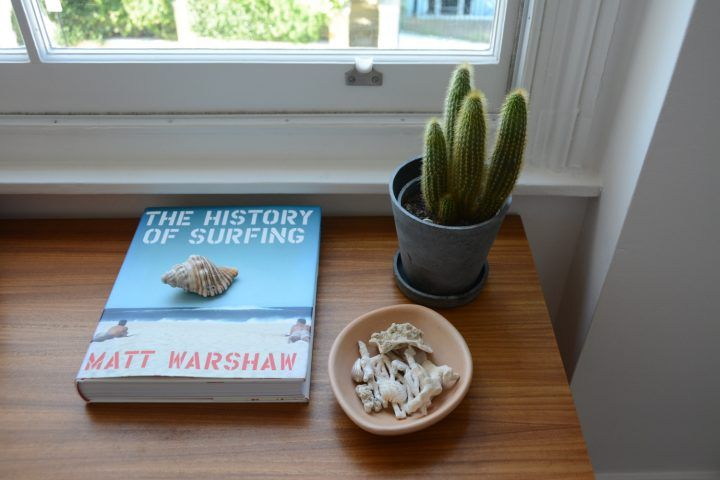 History of Surfing book