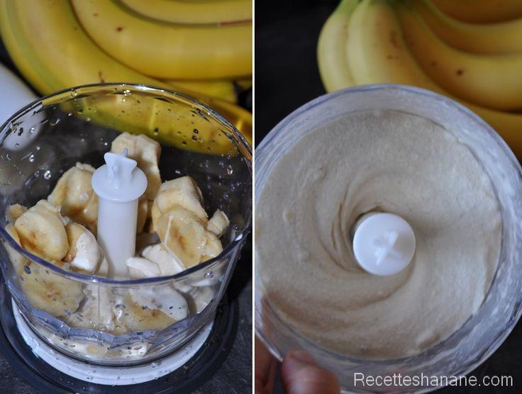 Comme il fait très beau et chaud aujourd'hui j'ai décidé de vous proposer une recette de crème glacée très light ! Une glace crémeuse, très crémeuse même, express, facile à faire et surtout sans sucre ajouté, ne nécessite pas de sorbetière et contient...