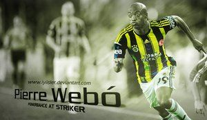 Pierre Webo by Iyiisler