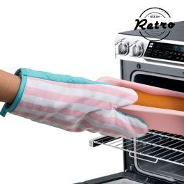 Luva de Cozinha Retro