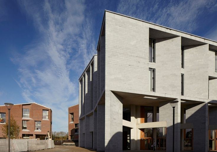 Medical School, University of Limerick, Ireland Architects ...