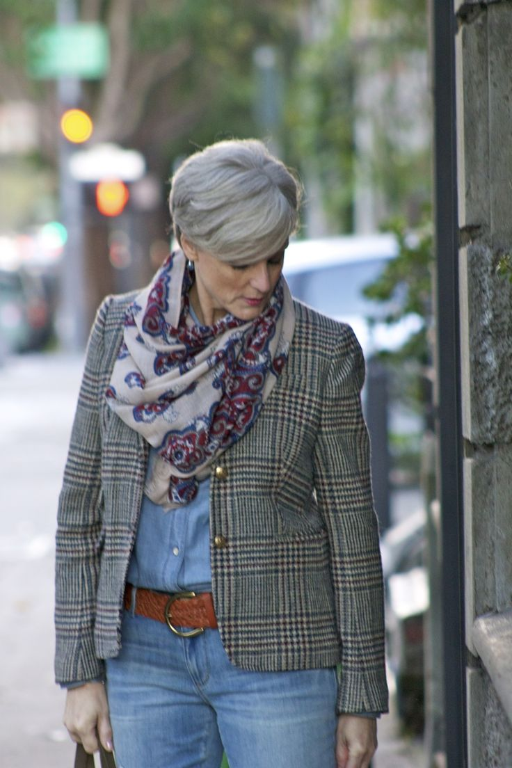 tomboy chic | style at a certain age #overfiftyblogger