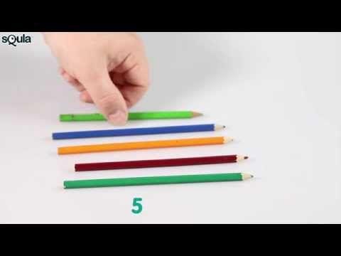Squla biedt leerzame & leuke quizzen, spelletjes en uitlegfilmpjes. In dit uitlegfilmpje leer je tellen en rekenen. Erg geschikt voor kinderen in groep 2. Kan uw kind al inzien wanneer iets meer, minder of evenveel is? Het is belangrijk om goed te tellen. Oefen met uw kind uit groep 2 op eenvoudige manier rekenen.