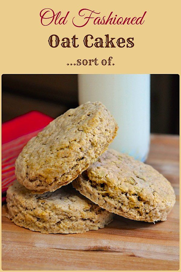 Authentic Scottish Oat Cake Recipe
