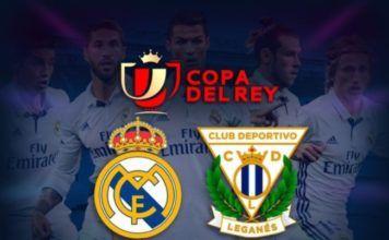 Prediksi Bola Real Madrid vs Leganes 25 Januari 2018