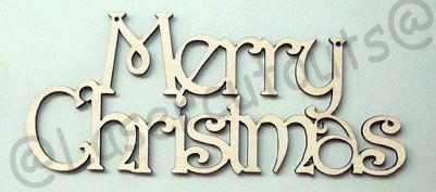 Merry Christmas sign